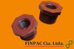 Bushing PVC Roscable